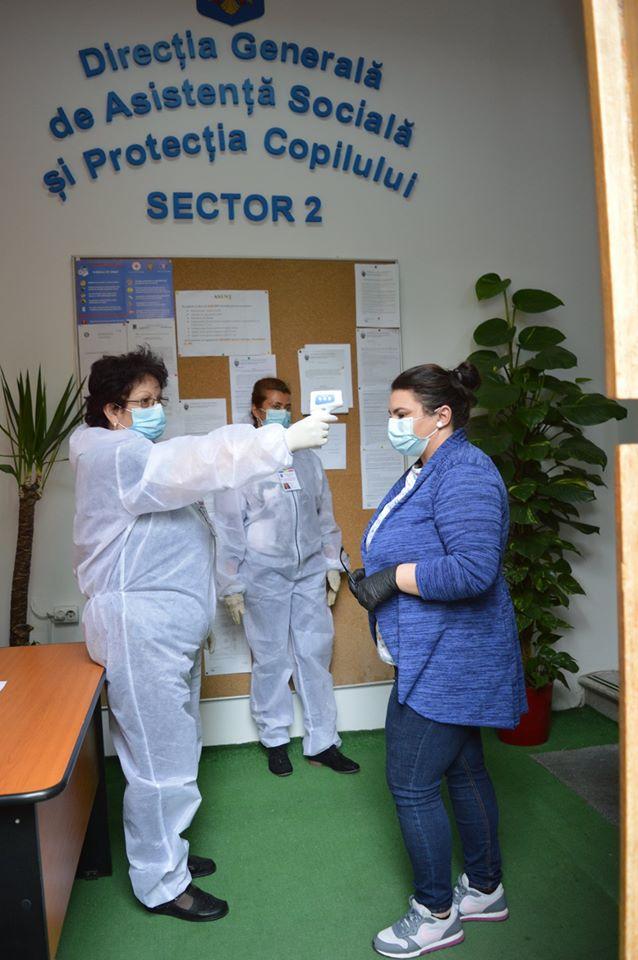 Prevenție pentru sănătatea cetățenilor și a angajaților D.G.A.S.P.C. Sector 2