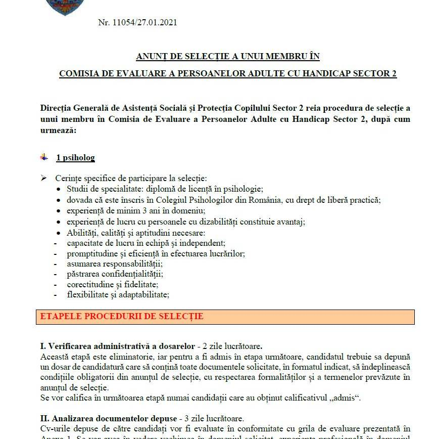 Anunt-Selectie-Psiholog