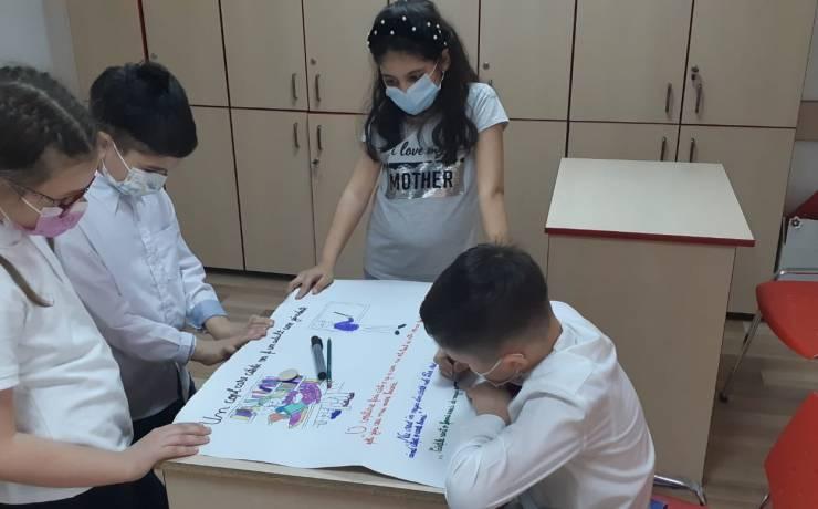"""""""Joc și joacă în lumea cărților"""", program educațional prilejuit de Ziua Internațională a Cărții pentru Copii și Tineret"""