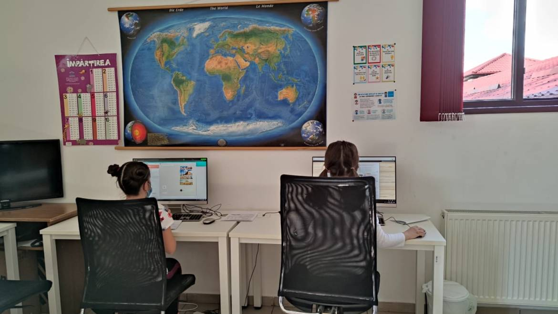 """Activități educativ-recreative desfășurate în săptămâna 29.03 – 02.04.2021 de către copiii din cadrul Centrului de zi """"Sf. Pantelimon"""""""